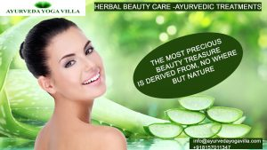 herbal beauty ayurveda